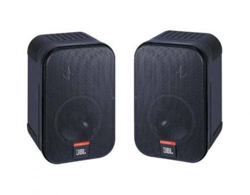 Dienstag - JBL Control One Lautsprecher-Paar (schwarz o. silber) für nur 79,99€ inkl. Versand bei Meinpaket.de (Idealo: 99€)
