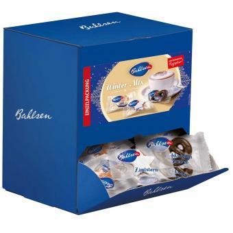 Bahlsen Winter-Mix 120er - Weihnachtliche Gebäckstücke, 3 Sorten - worldofsweets