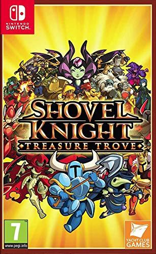 Shovel Knight Treasure Trove Nintendo Switch