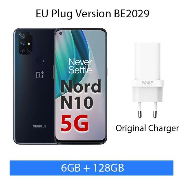 OnePlus Nord N10 5G 6/128GB - versand aus EU