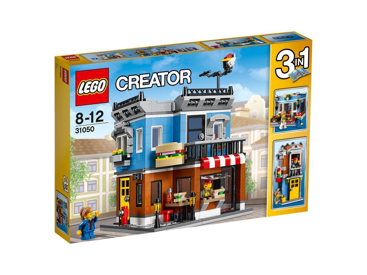 Lego 31050 - Feinkostladen