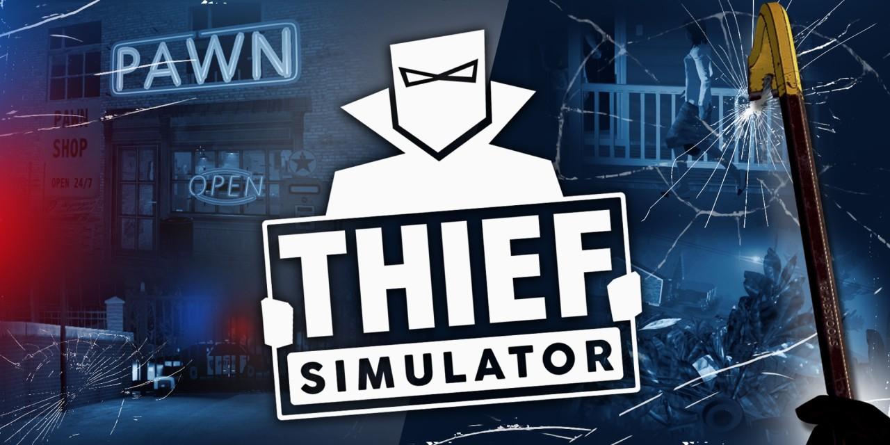 Thief Simulator - Switch [ Nintendo eShop ]