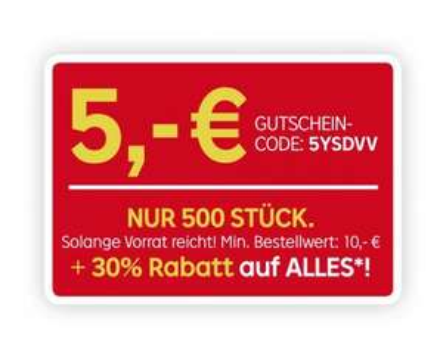 5€-Rakuten Super Shopping Gutscheincode
