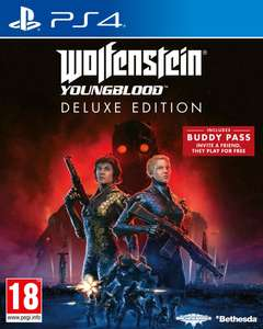 [PS4] Wolfenstein: Youngblood Deluxe Edition (Real.de)