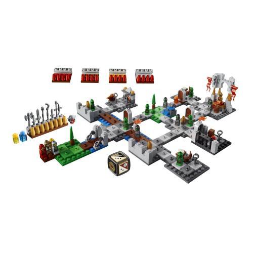 Lego Spiele Heroica - Die Festung Fortaan (3860) für 17,89€ @ Amazon.de Marketplace