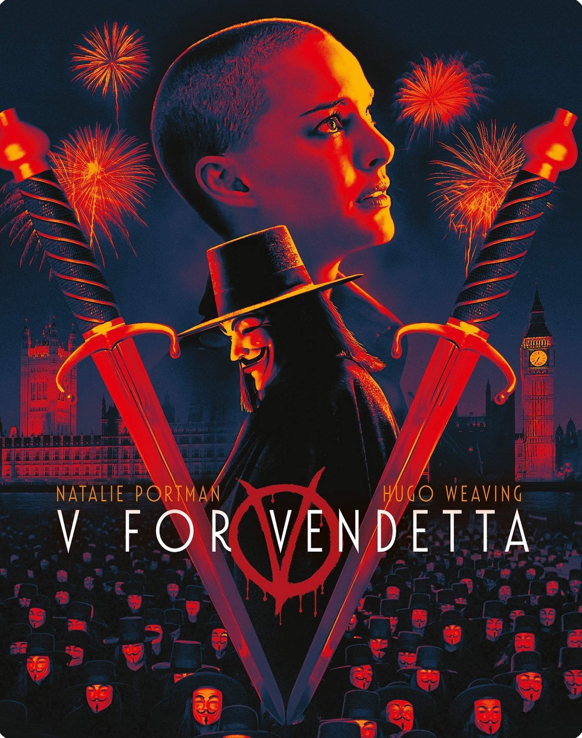 [iTunes] 4K V wie Vendetta für 3,99€