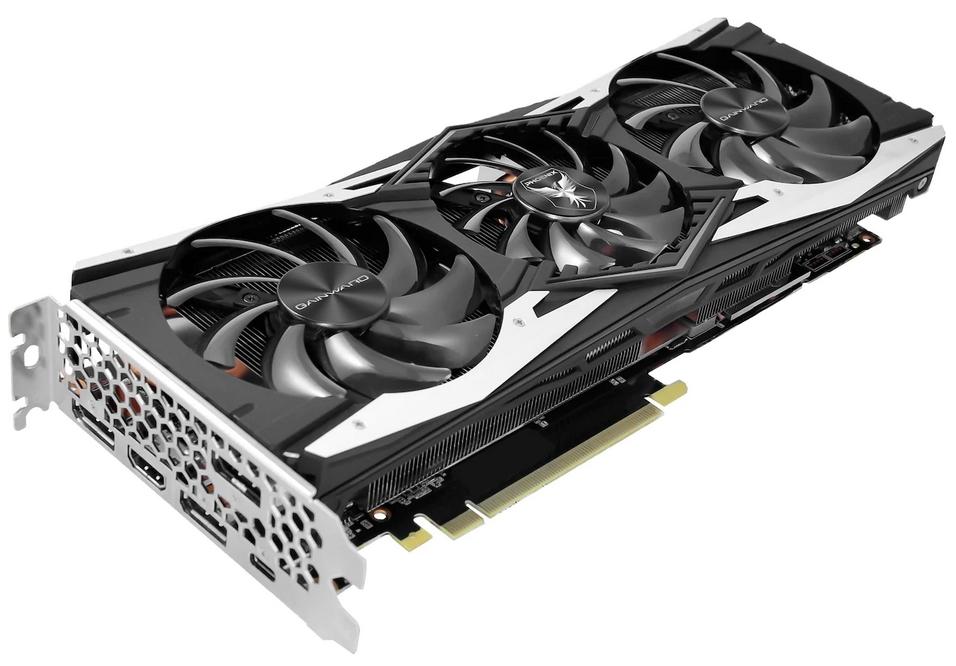 Grafikkarte: Gainward GeForce RTX 2070 Phoenix 8GB