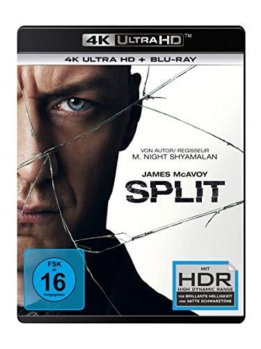 Sammeldeal: Filme für 11,99€ [4K UHD + Blu-ray] Split, 10 Cloverfield Lane & weitere [Amazon Prime / Media Markt Abholung]
