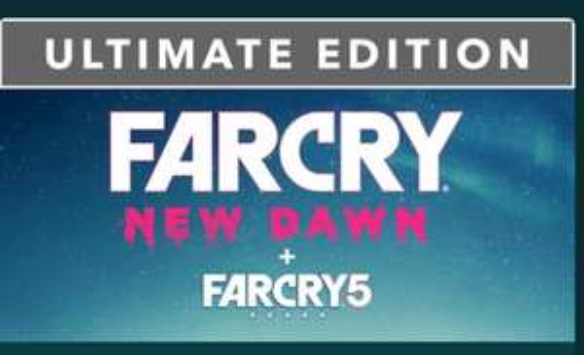 Far Cry® 5 Gold Edition + Far Cry® New Dawn Deluxe Edition [PC - RU VPN - Sprache Englisch]