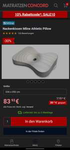 MLine Athletic Pillow