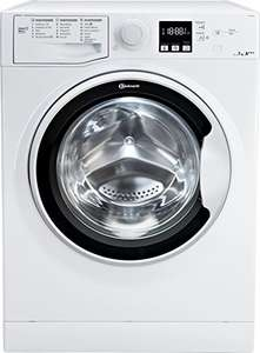 Bauknecht WA Soft 7F4 Waschmaschine / A+++ / 1400 UpM / 7 kg / Nachlegefunktion / Antiflecken