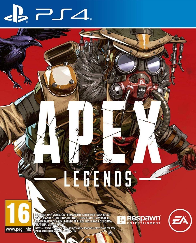 Apex Legends Bloodhund PS4