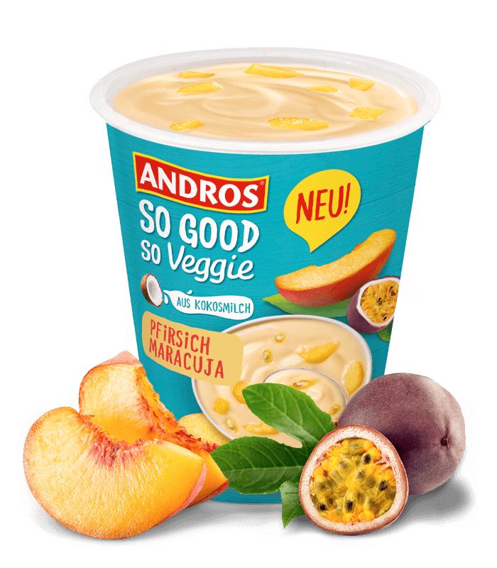 [Freebie] Andros Veggie Kokosnussmilch Joghurt-Alternative mit Coupon kostenlos bei Real/REWE (unbegrenzt nutzbar) bis zum 17.01.21