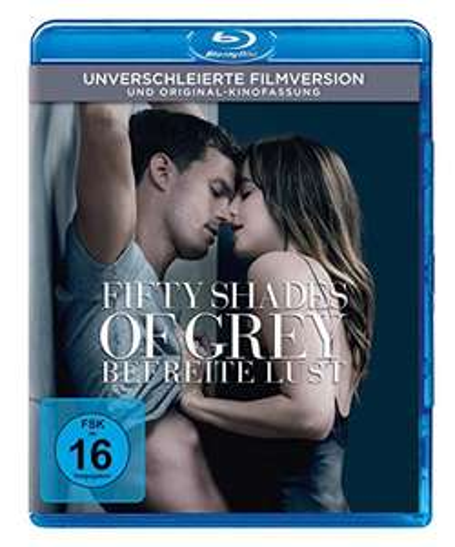 [PRIME] Fifty Shades of Grey - Befreite Lust (Blu-Ray) mit Sofortabzug an der Kasse