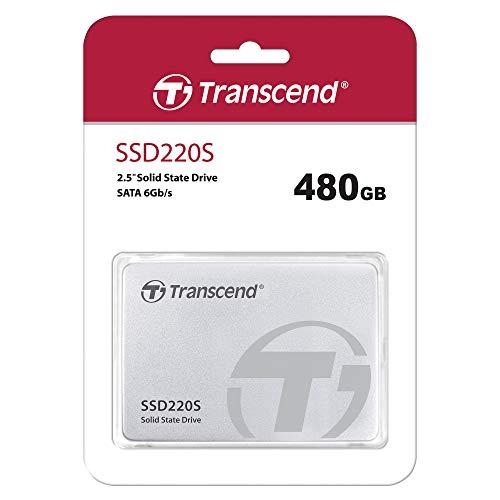 "(reaktiviert)[Prime]Transcend 480GB SATA III 6Gb/s SSD220S 2.5"" SSD TS480GSSD220S"