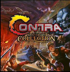 Contra Anniversary Edition Nintendo Switch e-shop (Rus 4.16€)