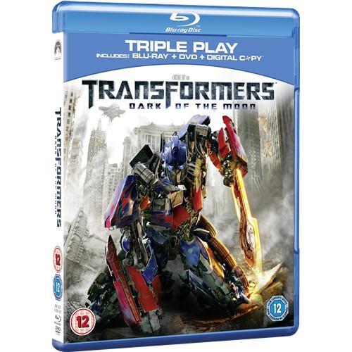 Blu-Ray - Transformers 3 (2 Discs) für €6,77 [@TheHut.com]