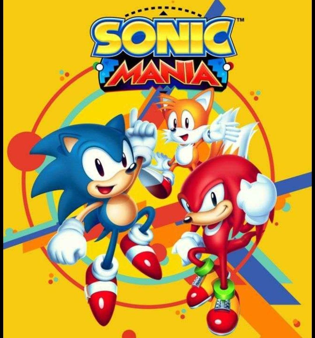 Sonic Mania Nintendo Switch e-Shop RUS für 5.40€