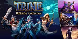 Trine: Ultimate Collection, alle 4 Teile (Switch) Download/eShop