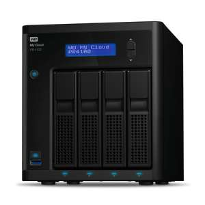 WD My Cloud Pro Series PR4100 (Recertified)