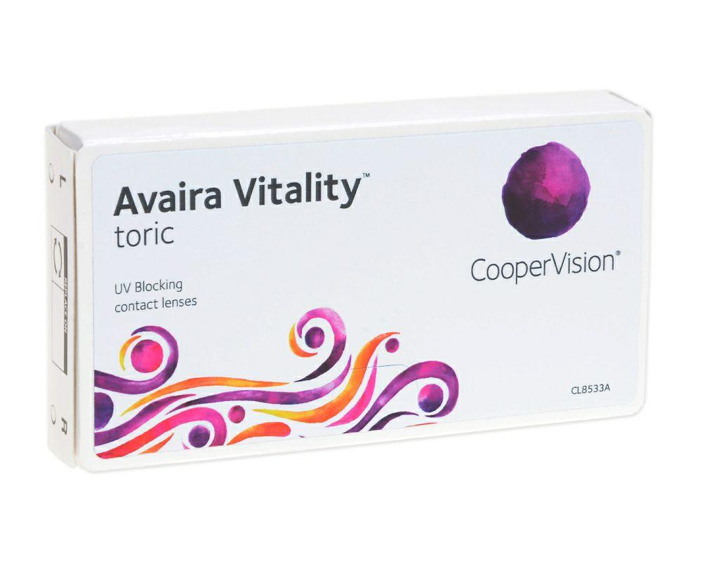 Kontaktlinsen COOPER VISION AVAIRA VITALITY TORIC [LENSTORE]