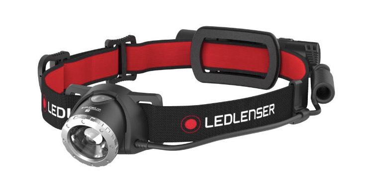 LEDLENSER H8R Stirnlampe/Kopflampe