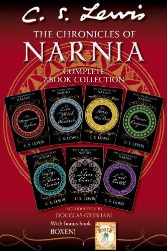 [Amazon Kindle / Google Play / Thalia + Weitere] The Chronicles of Narnia 7-Book Collection: Plus Bonus Book: Boxen (English Edition)
