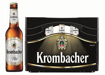 Krombacher Pils oder Alkoholfrei, 20 x 0,5 Liter für 9,73 Euro [Netto MD]