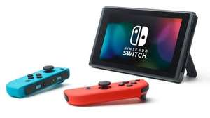 Nintendo Switch - Real (family&Friends), nur am Montag 4.1.2020