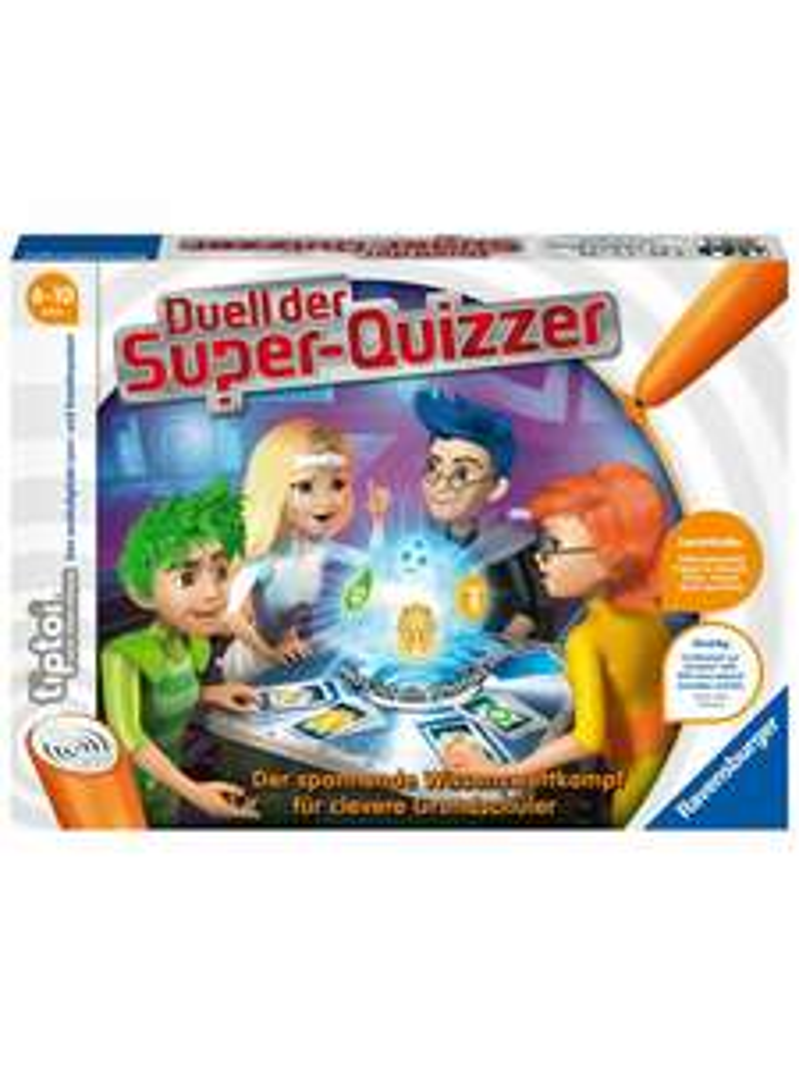 (Limango) Tiptoi-Spiel: Duell der Super-Quizzer