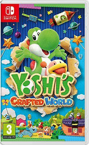 Yoshi's Crafted World (Switch) für 37.05€ (Amazon.es)