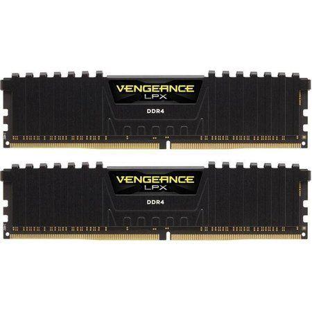 Corsair Vengeance DDR4-2666 8GB RAM Kit (2x4GB)