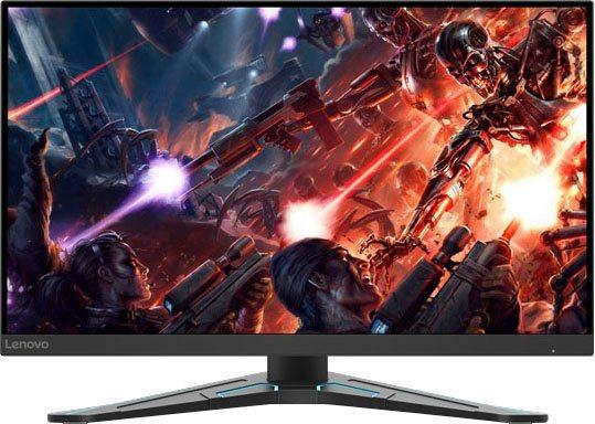 Lenovo G27q-20 Gaming-Monitor (IPS 2560 x 1440 Pixel, QHD, 1 ms Reaktionszeit, 165 Hz)