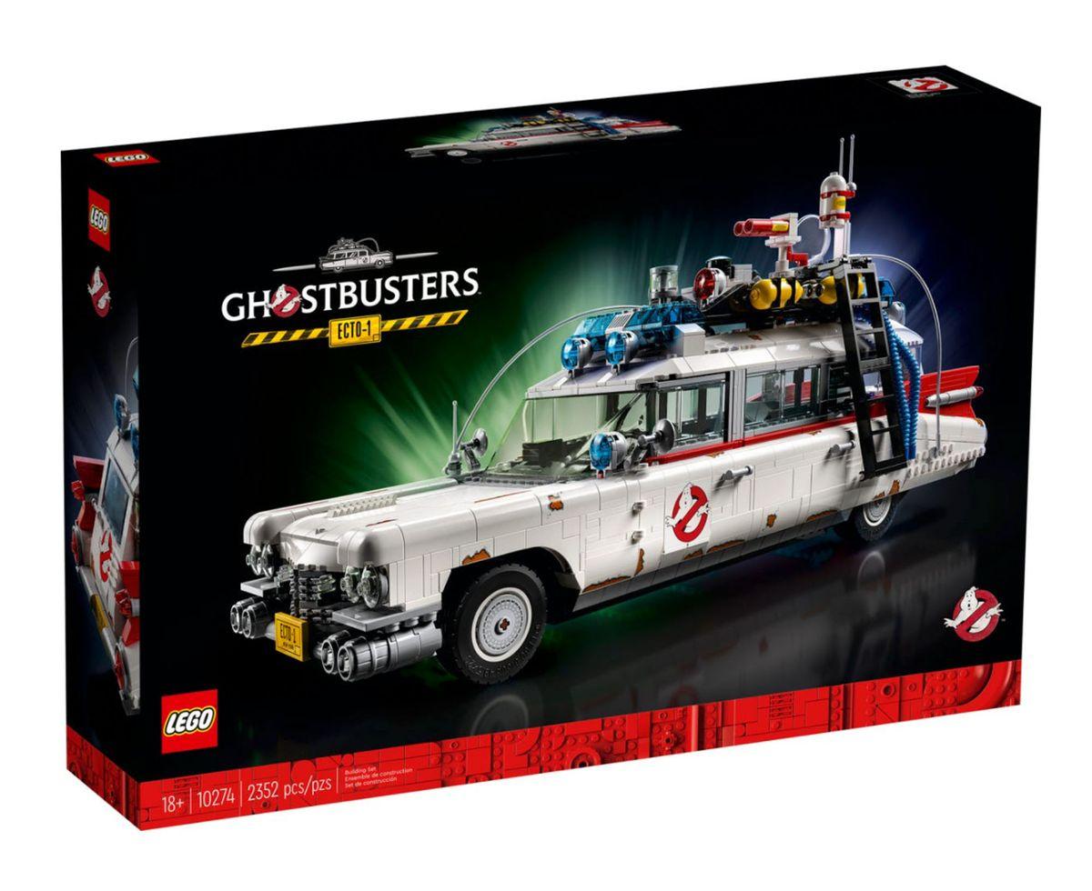 Lego 10274 Ghostbusters Ecto Bestpreis