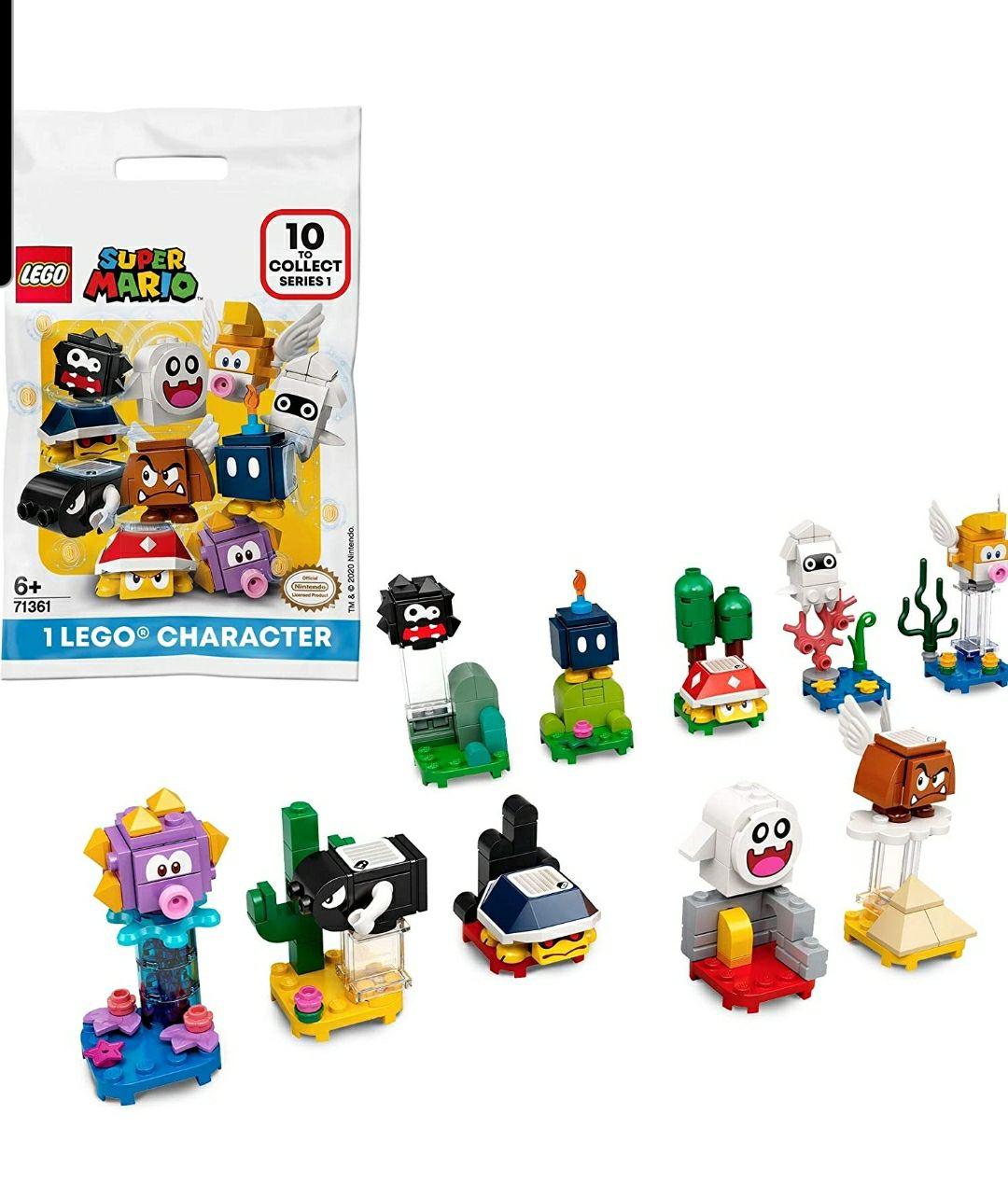 (PRIME) LEGO Super Mario Charakter-Serie 1