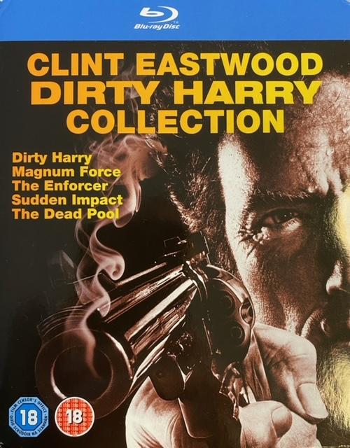 [zavvi.de] Clint Eastwood: Dirty Harry Collection (Blu-ray)
