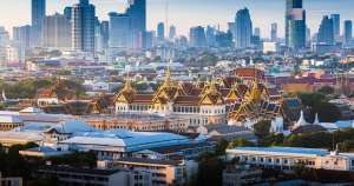 Lufthansa Premium Economy Frankfurt - Bangkok 893€