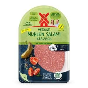Rügenwalder Mühle Vegane Mühlen Salami versch. Sorten für 0,99 Euro [Penny]
