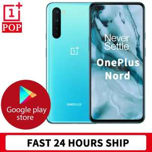 OnePlus Nord 8gb 128gb blue marble