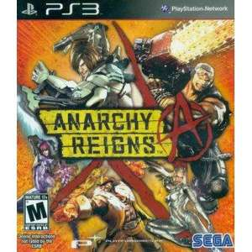 (Play-Asia) Anarchy Reigns für PS3