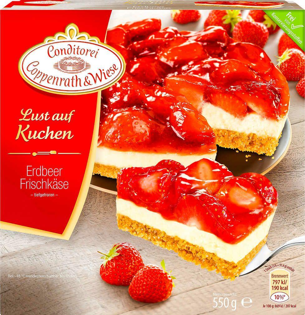 Coppenrath & Wiese - Lust auf Kuchen, 550g Packung für 2,22€