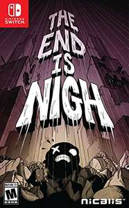 The End is Nigh (Nintendo Switch, US-Fassung, Cartridge) für 20,59€ [Play-Asia.com]