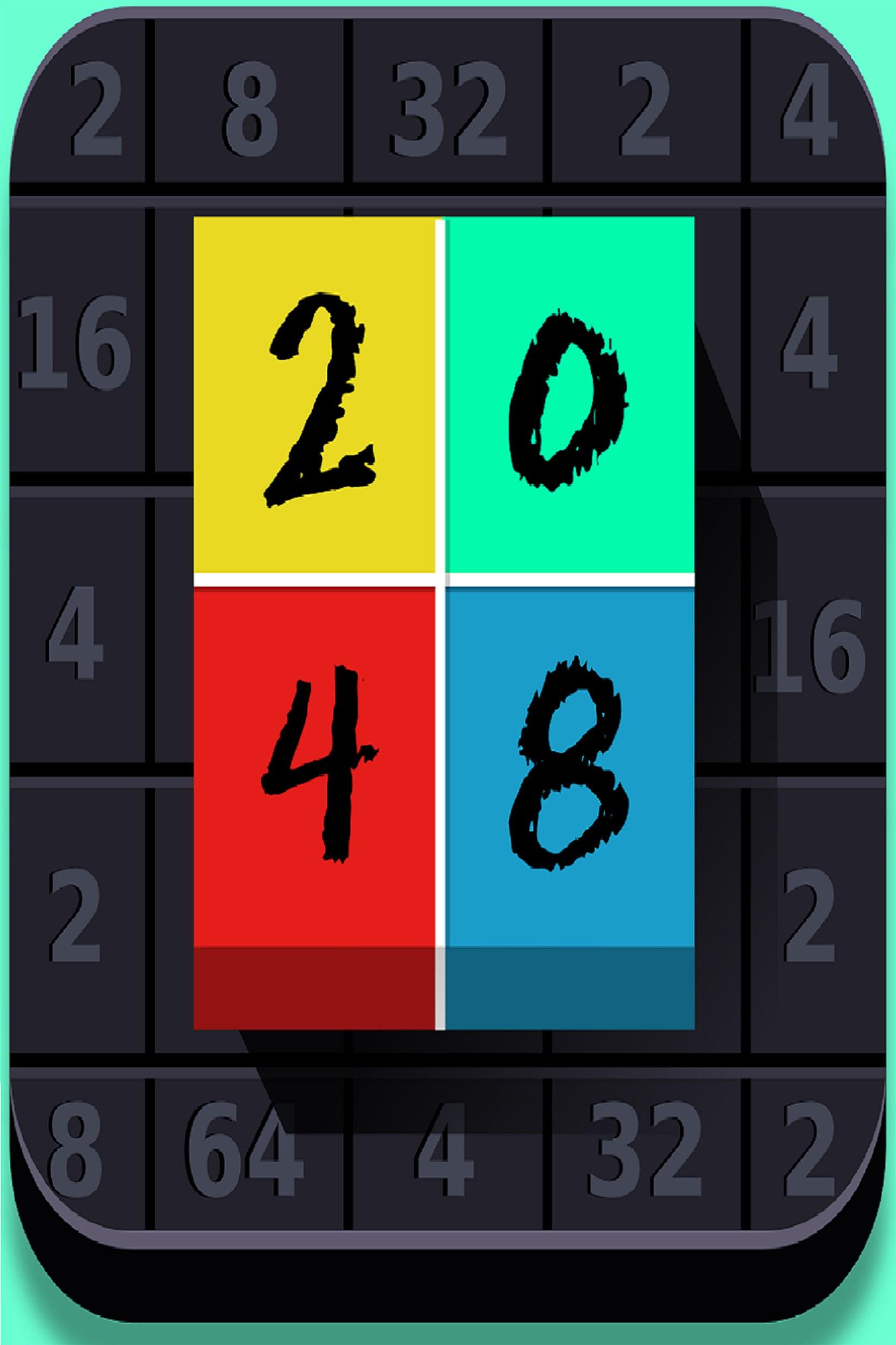 (PC) 2048 Game (Microsoft Store)