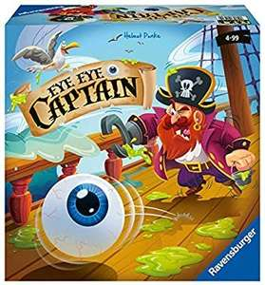 [Amazon Prime] Ravensburger Kinderspiele, Eye Eye Captain, ab 4J., 2-4 Spieler für 13,50€