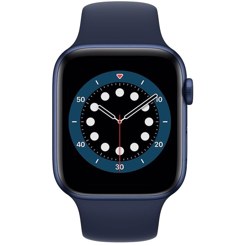 Apple Watch Series 6 Aluminium Blau 40mm GPS