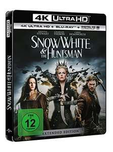 (Prime) Snow White & the Huntsman - Extended Edition (4K Ultra HD) [Blu-ray]