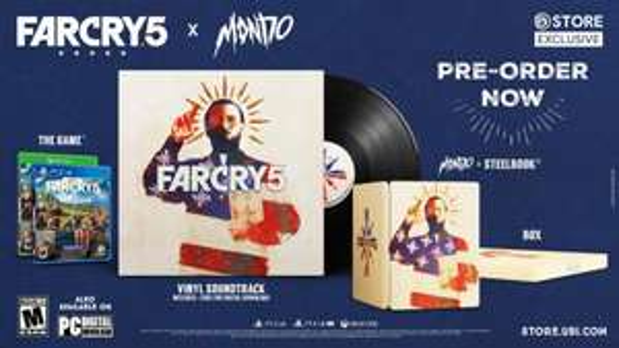 Far Cry 5 X Mondo Edition (PS4) für 31,43€ inkl. Versand (Ubisoft Store)