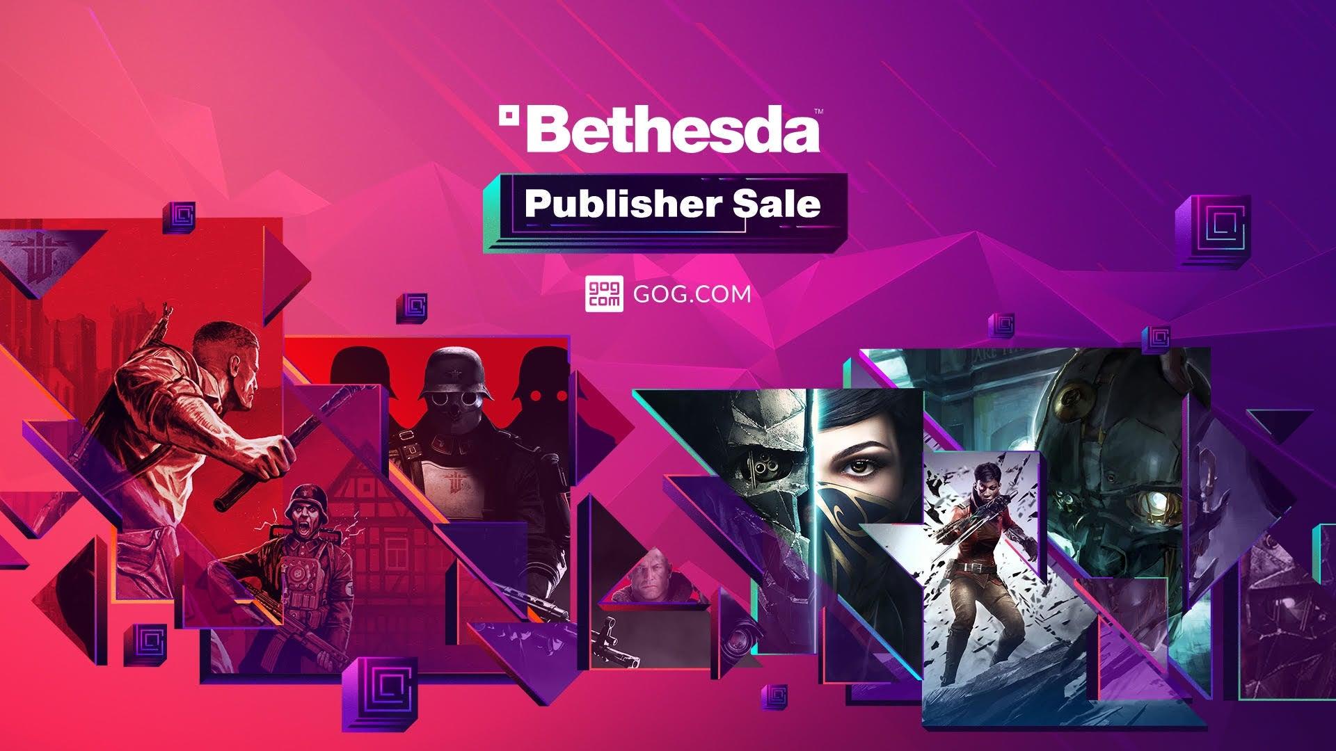 [gog] Bethesda Publisher Sale DRM - Free - RU & DE stores Prices. EX: Prey: Digital Deluxe Edition