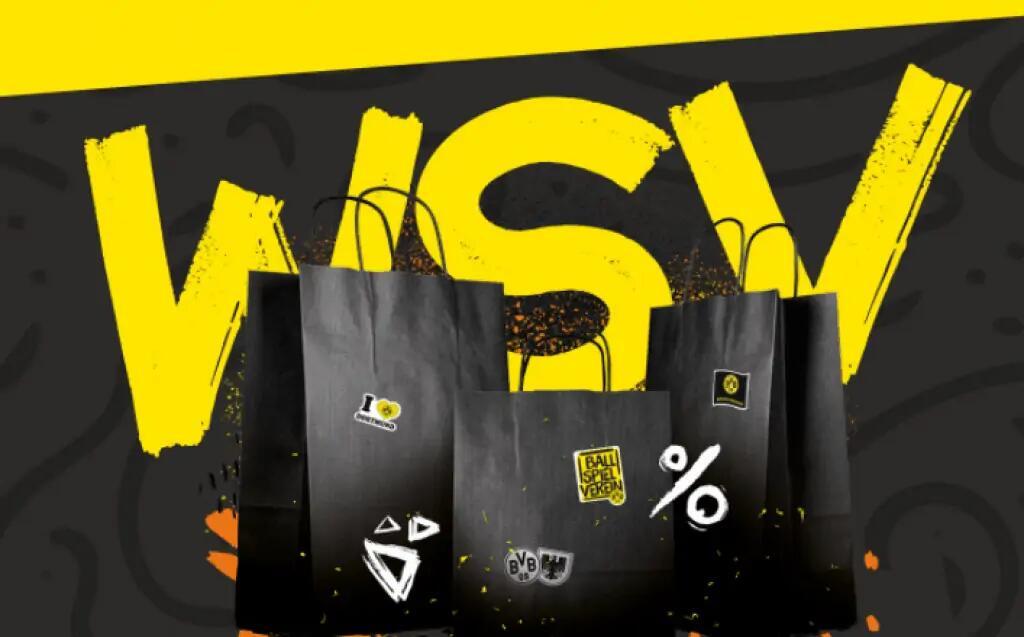 BVB Fan Shop WSV mit Rabatten z.B. den BVB-Winter Parka Herren für 69,99€ inkl. Versand