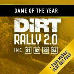 DiRT Rally 2.0 - Game of the Year Edition (Steam) für 4.39€ (Fanatical)